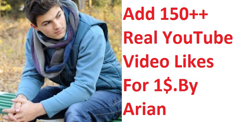 Provide you real 150+ YouTube Video Likes  only