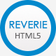 Reverie - Responsive HTML5 Multi Purpose Template Theme