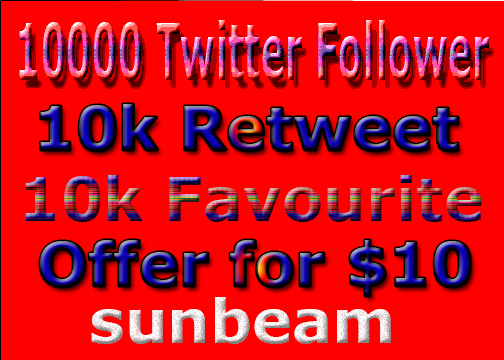 Add over 10000 High Quality Tw_itter Fol_lowers just for