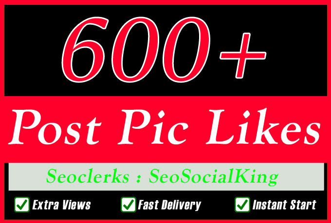 550+ Fast Social Pictures Post Promotion Instantly