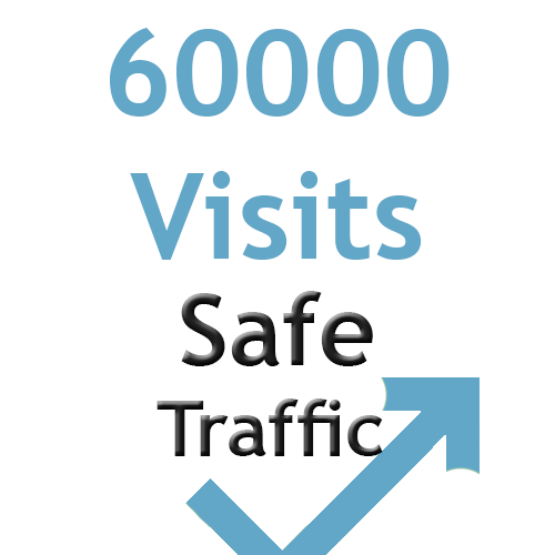 Get unlimited visits (traffic) for 30 days. 1000 visits daily