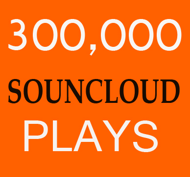 300,000 Soundcloud Play Non Drop split 3 Link To Your Soundcloud Track