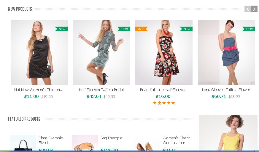 Build Online store for your Business