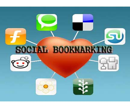 provide bookmarking your website manually to 10(PR5-PR8) Do Follow Social Bookmarking Sites