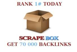 do a scrapebox blast of 70 000 guaranteed blog comments backlinks, unlimited urls/keywords allowed@