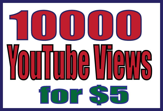 provide you 10,000 Splitable YouTube views for $4