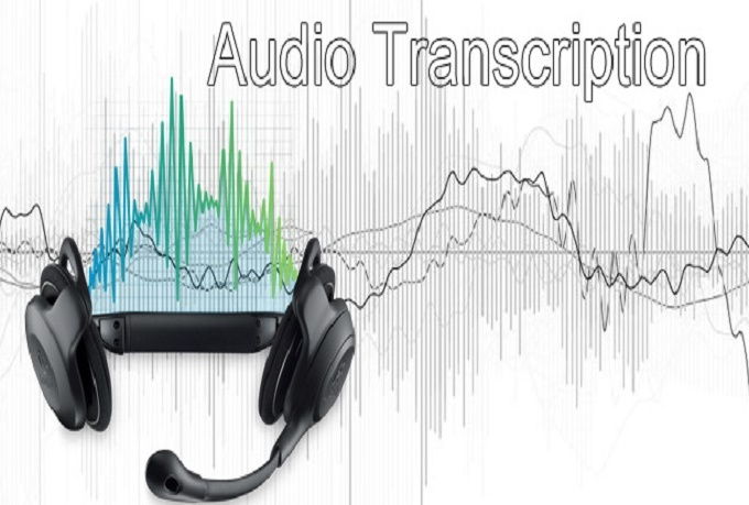 Transcribe 15 minutes worth of audio