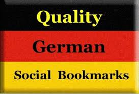 @@!! I will provide 36 German quality backlinks, from german high PR social bookmarking site @@##
