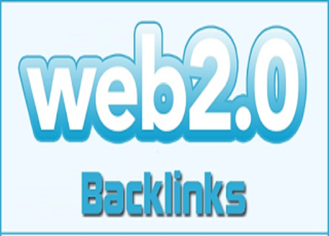 Create 120 High PR Web 2,0 Backlinks