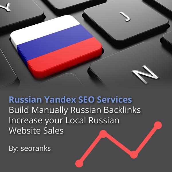 Russian Yandex SEO Services