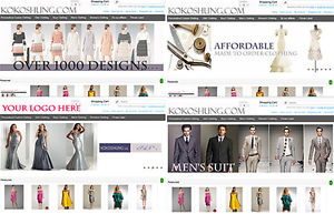 Clothing AdSense Dropship Website For Sale No Inventory