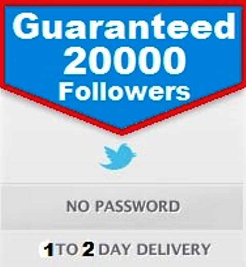 Provide you verified 15,000+ twitter followers for <span class=