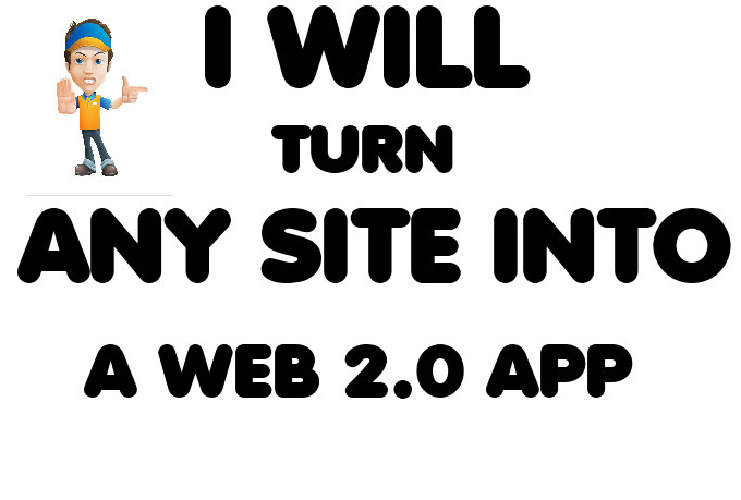 turn your site into a Web App