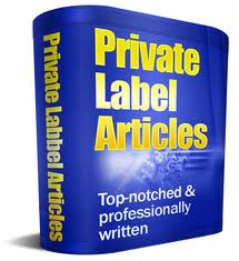 i will sent 100000+ PLR Articles on any niche of your choice