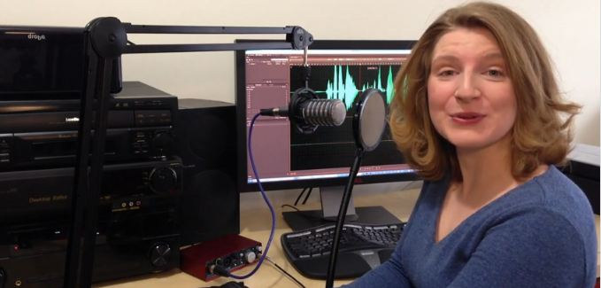 I will record a professional voiceover up to 150 words using high quality equipment