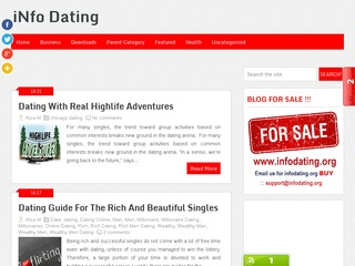 For Sale website Sponsored PR Blog with Pagerank Domain