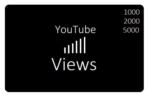 Video Views Promotion 1.000