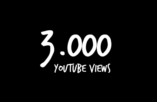 3.000 Real High Retention YouTube Views In 24 Hours