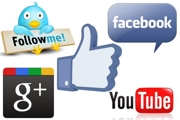 Seo Friendly 160 PR9 Backlinks from Top Social Networking Sites