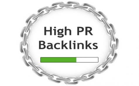 25 High Page PR Backlinks w/Low OBLs