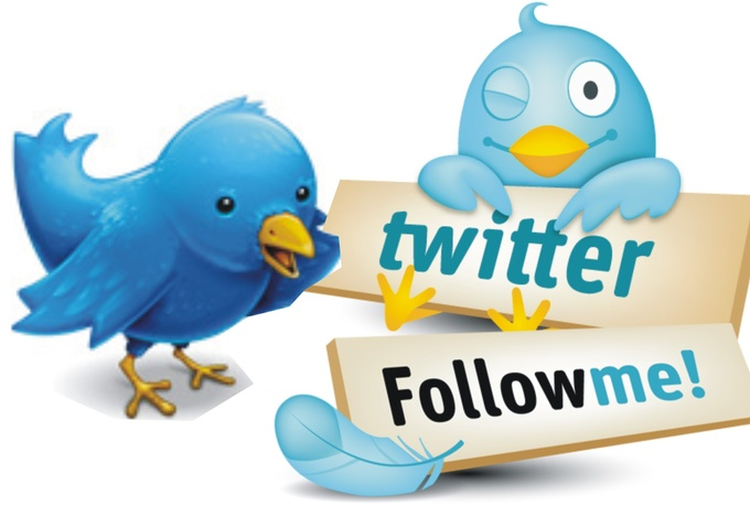 will provide You 15000[15k] Permanent Twitter FolIowers In Your Twitter Account Within Few Hours
