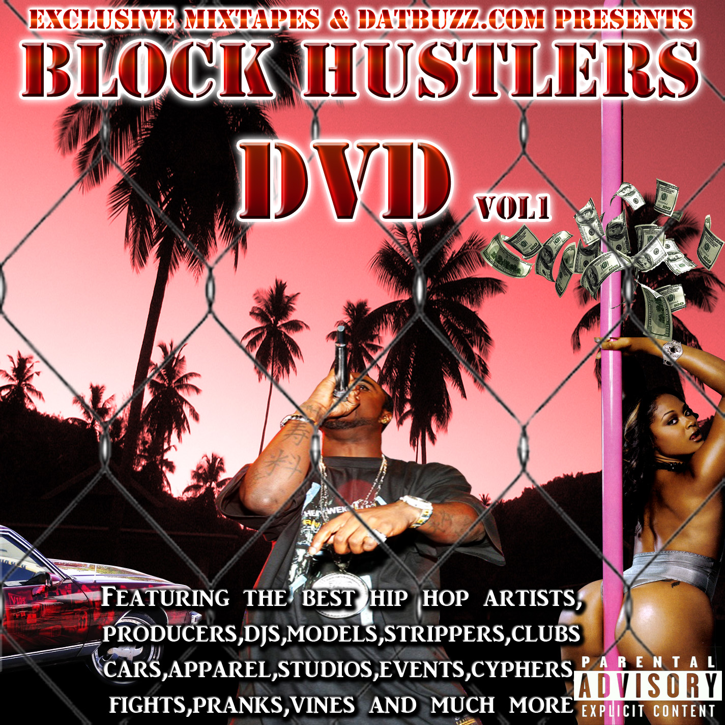 Feature your Song or Video on our Hip Hop DVD