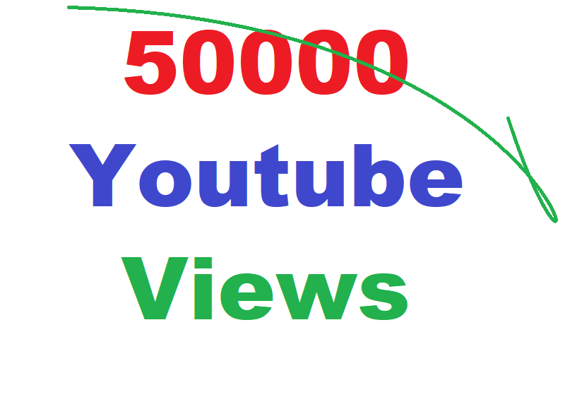 50k guaranteed non-drop views in 24 hours