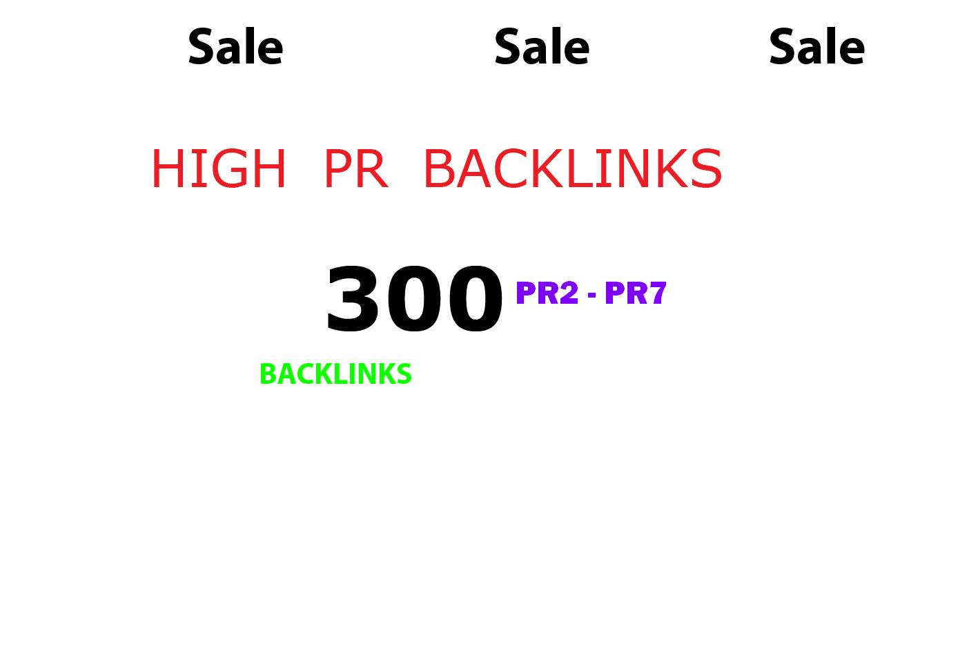 Create 300 Pr2+ Actual Page Rank,  Dofollow,  Penguin And Panda Safe High Quality Blogcommenting Backliinks