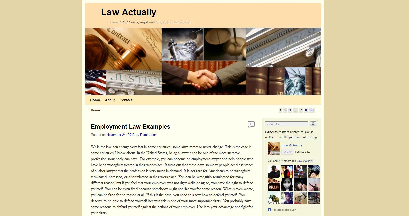 I will guest post your article to my PR3 DA30 LAW legal blog
