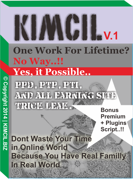 KIMCIL One Work For LIFE TIME eBook