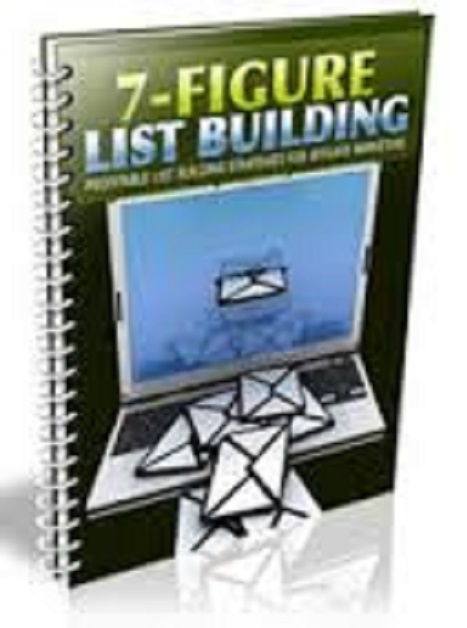 7 Figure List Building eBook