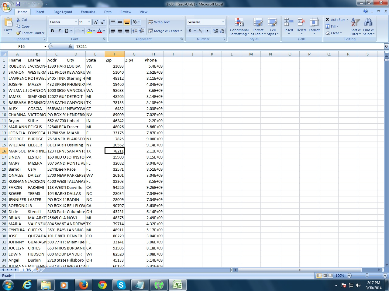 Germany Email Database