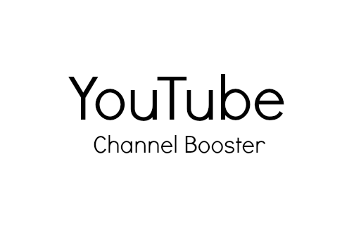 CHANNEL BOOSTER - ADD 25 Subscribers + 3 Channel Comments To Your Channel