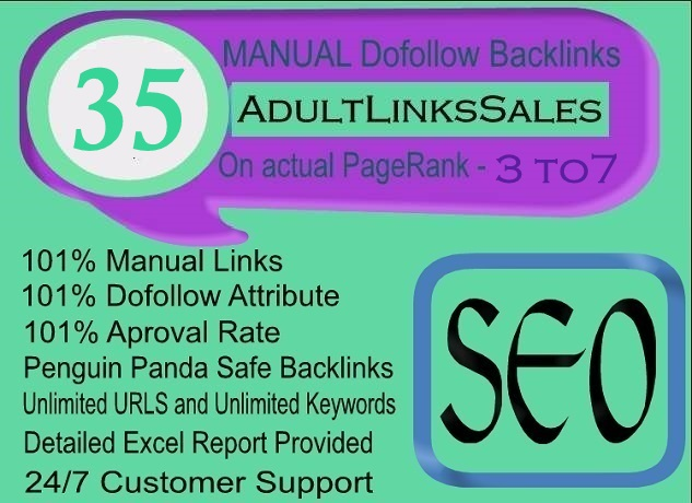 Do 35 PR 7 to 3 Back Links from Blog Comments