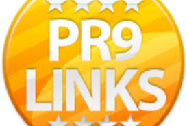**create 260 plus PR9 backlinks from youtube videos in your niche**