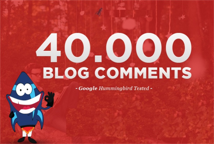 I will provide over 40,000 Live SEO Blog Comment Backlinks, Improve Your Iink building