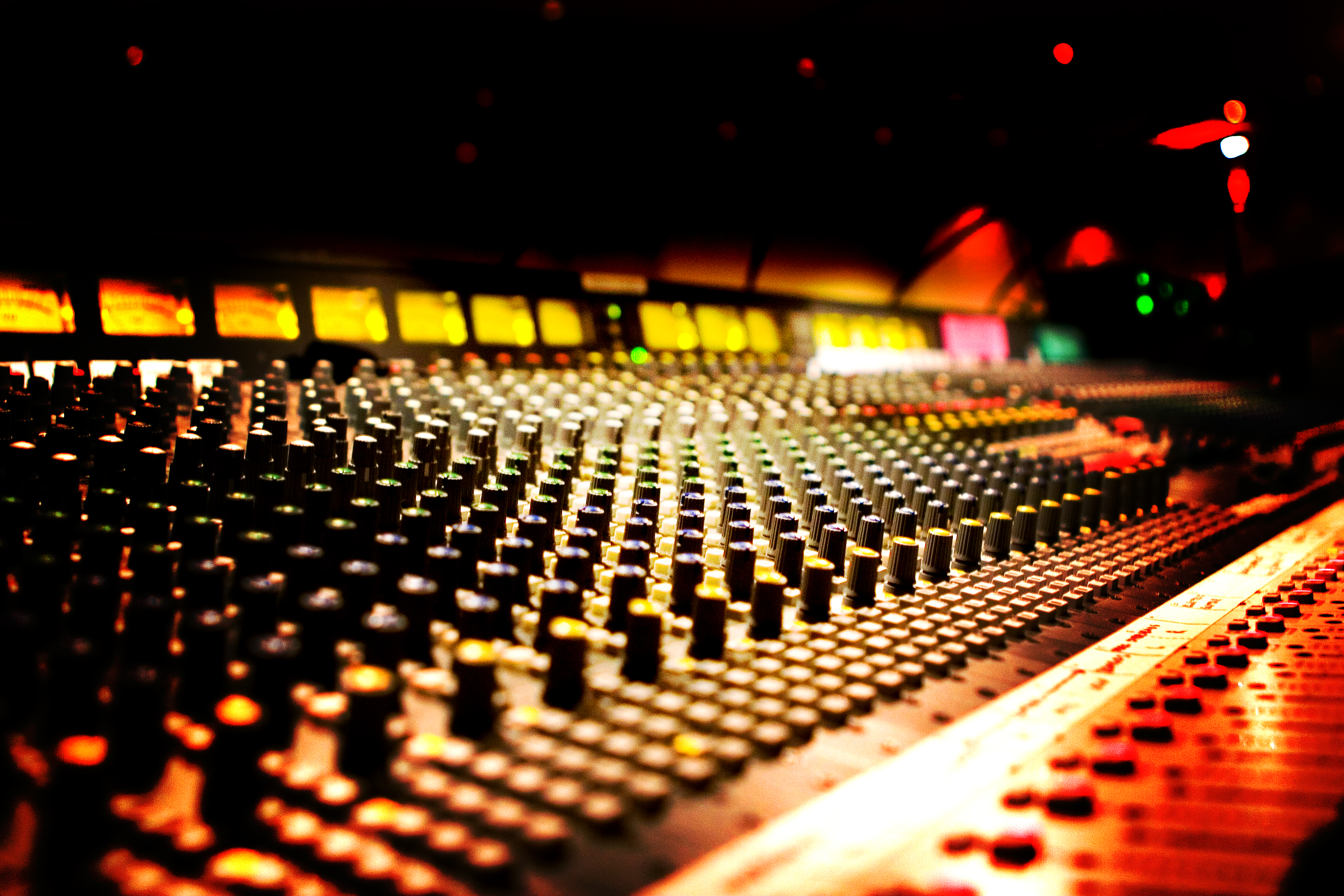 I will mix and/or master your audio project.