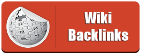 Get 150 Wiki backlinks service mix profiles & articles