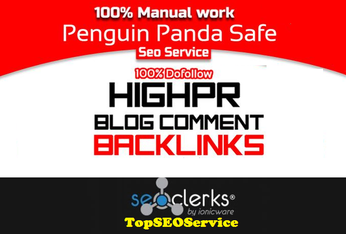 Manually Create 35 DOFOLLOW Blog Comments Backlinks