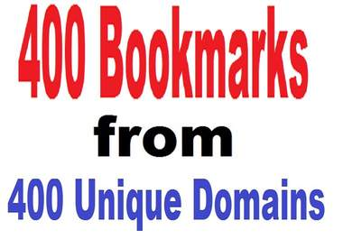 create 400 Bookmarks for YouTube and Local seo in 48 Hours ★BEST for video and Local Business★