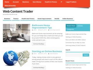 General Blog PR 4 Guest post Sponsored Blog
