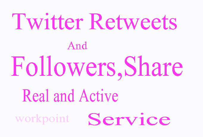 I will give you 2000 Real Looking STABLE Twittr follow in less then 24 hours