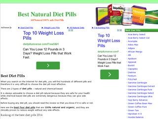 Site Diet Pills