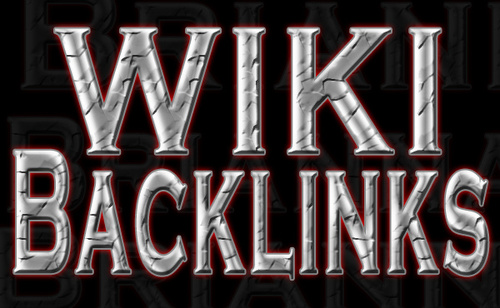 700 High Quality PR2 to PR7 Wiki Sites Backlinks for $8