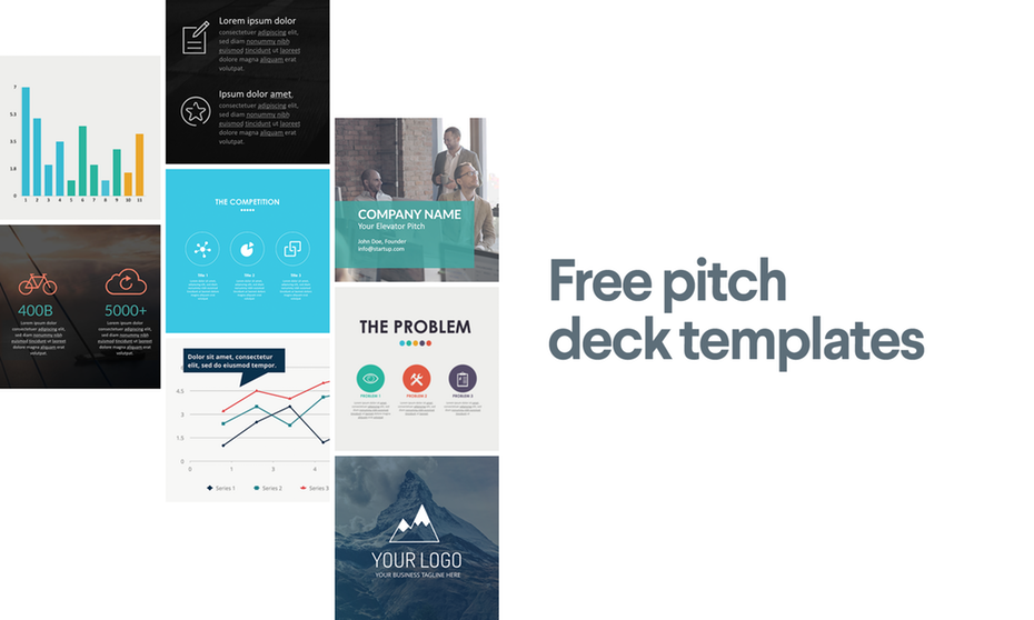 Your Presentation Or Pitch Deck Grab All Eyes