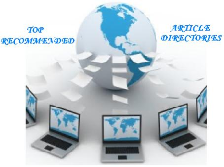 create a Powerful LINKWHEEL from 6 Dofollow PR3 PR2 Article Directories and Send You the Live Backlinks Report