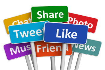 240+ Social Media Shares To Boost Your Website for $1
