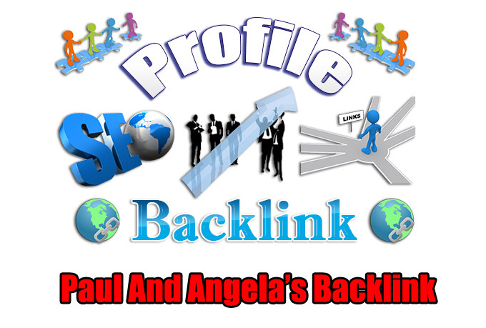 I will create 40 PR 4 Paul and Angelas backlinks