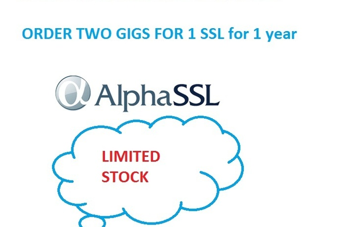 I will provide U wildcard SSL secure socket layer for 1yr