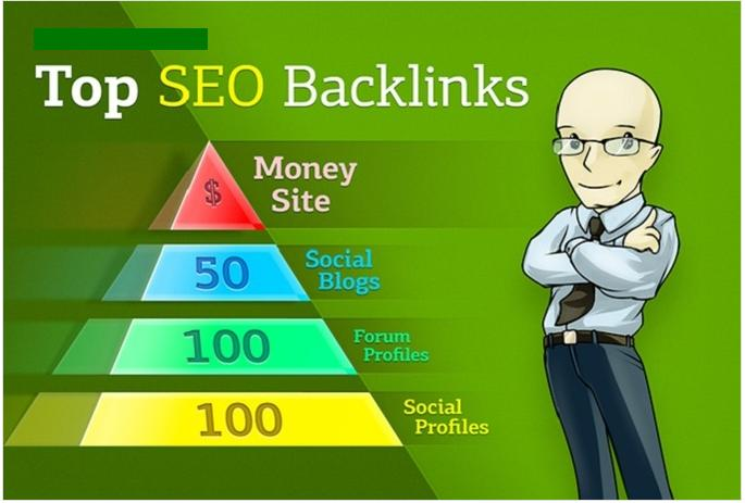 I will do backlinks pyramid for SEO that works in 2014